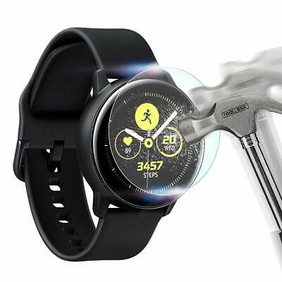 2x Galaxy Watch Active Gear Tempered Glass Screen Protector Guard For Samsung