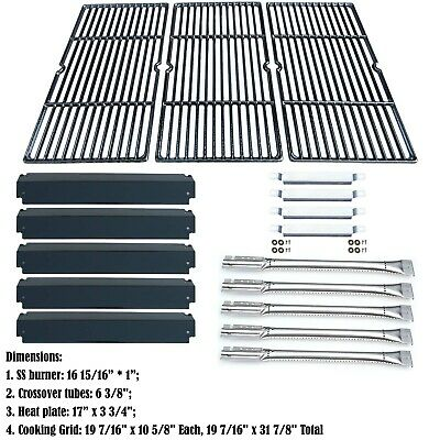 Replacement Charbroil Commercial 463268806 Gas Grill Repair Kit
