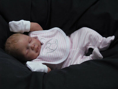 "2nd's Reborn Baby Doll Kit  ""Bella"" By Pat Moulton"