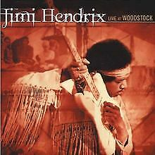 Live at Woodstock de Hendrix,Jimi | CD | état bon