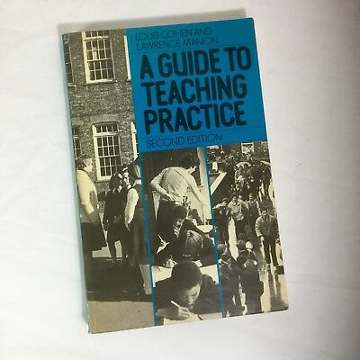 A Guide to Teaching Practice Second Edition Rare Education Paperbacks London NY