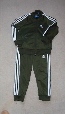 Baby Boy Track Suit Age 3/4 Years