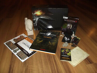 The Witcher 2 Assassins of Kings - Collector's Edition PC - 2924/9999 - RARE!