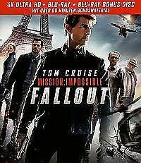 Mission: Impossible 6 - Fallout  (4K Ultra HD) (+ Blu-ray 2D) gebraucht gut