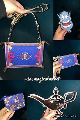 Brand New Primark Disney ALADDIN Genie Lamp Bag Purse