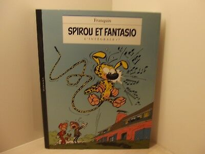 Spirou and Fantasio by Franquin L'integral 7 Niffle N&B EO 2005