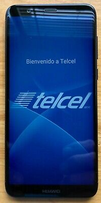 telcel Huawei P Smart Fig-LX3 13MP 32GB Android 8.0 Fingerprint     #ph25
