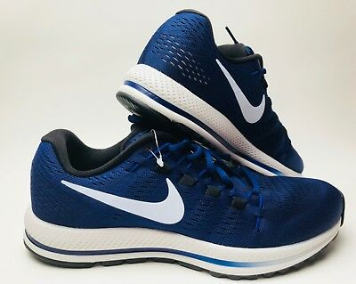 cheap for discount 42ad4 6dc0c Mens Nike Air Zoom Vomero 12 Blue White Running Shoes Sneakers 863762-401  Size 8