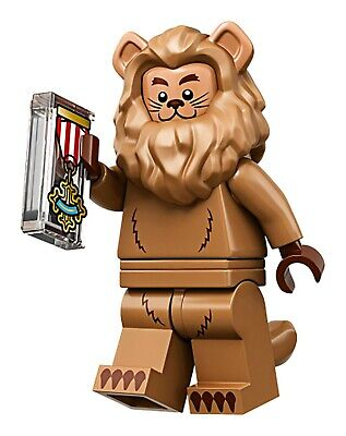 *Sealed Pack* Cowardly Lion #17 71023 The LEGO Movie 2 Minifigures New Series