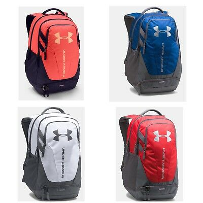 41ea3ffda9 New With Tags Under Armour Hustle UA Storm 3.0 Backpack Laptop School Bag