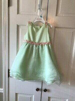 6a38c020355b LITTLE GIRL TODDLER Dress - 3T - Rare Editions - Easter Outfit ...