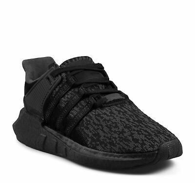 sneakers 100% high quality get cheap ADIDAS ORIGINALS EQT Support 93/17 Boost Triple Black BY9512 ...