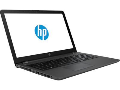 HP Notebook 15 Zoll AMD E2 2,0GHz Radeon 3D 8GB RAM 250GB SSD BRENNER Win10 Pro
