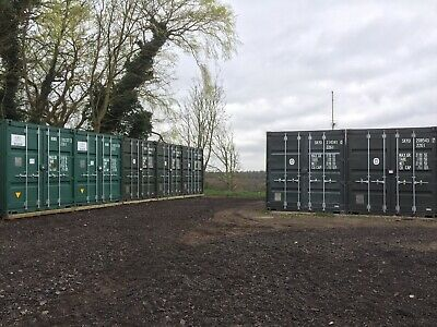 New 20Ft Self Storage Containers For Rent In Northwood (London)