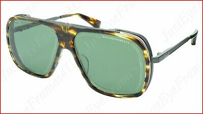 0d0719b5fb2 DITA ENDURANCE 79 Sunglasses DTS 104-60-02 Titanium Acetate Japan 60 ...