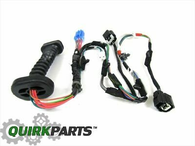 Astounding 2006 2009 Dodge Ram 2500 3500 Mega Cab Rear Door Wiring Harness Oem Wiring Digital Resources Antuskbiperorg