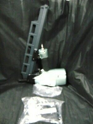 Hitachi Nr83A5 Plastic Collated Round Head Pneumatic Framing Nailer -(Eb76)