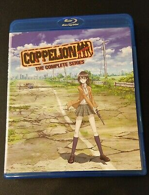 Coppelion complete series collection boxset anime Blu-ray