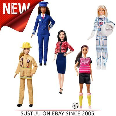 Barbie 60th Anniversary Career Assortment│Career Theme Doll│Imaginative Play Set