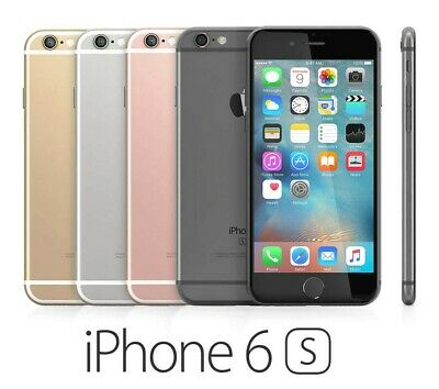 Apple iPhone 6s 128gb 4G LTE Factory Unlocked Smartphone *Canadian Seller*