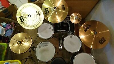 Schlagzeug Pearl Export Series Drums Percussion Bass Drum Tom Snare Becken