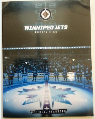 2018 2019 Winnipeg Jets Yearbook Official Nhl Laine Stanley Cup Champs