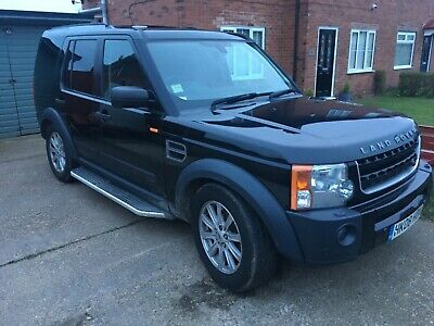 Landrover Discovery 3 SE 2.7tdv6 spare or repairs