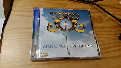 CD: Africa: The Best of Toto (Doppel-CD) von Toto (2011) - sehr gut