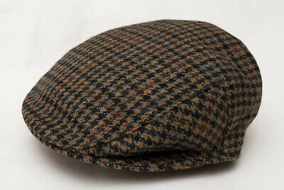 Failsworth Mens Boys English Tweed FlatCap Made in UK Small 6 3/4 55cm