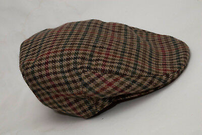 Failsworth Mens Boys English Tweed FlatCap Made in UK Small 6 3/4 55cm flat cap