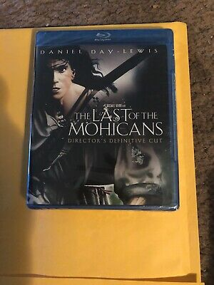 The Last of the Mohicans [New Blu-ray] Ac-3/Dolby Digital, Dolby, Brand New!