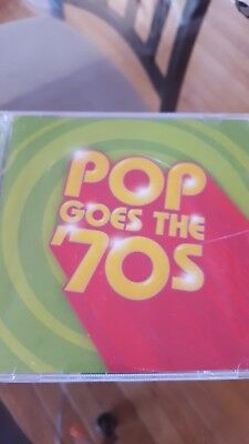 Time Life Pop Goes The 70's - Sky High - Brand New!!