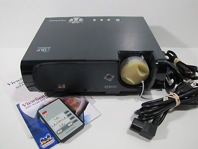 ViewSonic PJ503D DLP Projector < 14 hr's on Lamp > BuyNOW~GetFAST