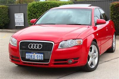 2006 AUDI A4 QUATTRO 6SPD MANUAL - Not S4 Liberty GT BMW 325i A3 S3 S4 Golf Gti