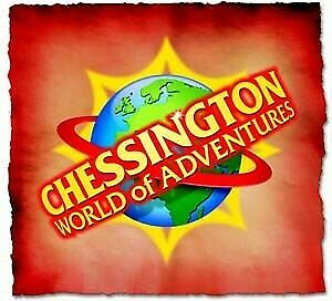 1 x CHESSINGTON TICKET (2 available). 24th July 24/07/19. Cheapest on ebay.