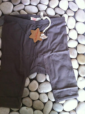 Bamboo Baby Leggings  Mushroom/Taupe  18  Months Old