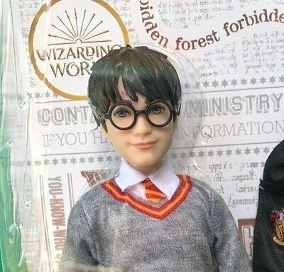 New Harry Potter Doll Toy Wizard Chamber Secrets Mattel 12 Inch Collectable