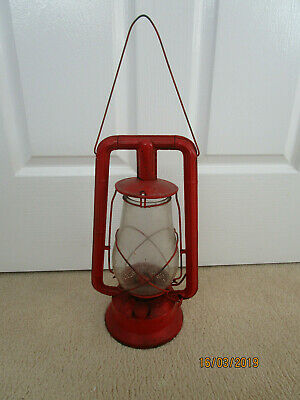 Vintage Original Dietz Monarch No10 oil lantern - Lamp