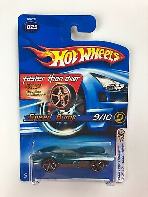 Drop Tops MID DRIFT #027 FTE Faster Than Ever 2005 HOT WHEELS First Editions