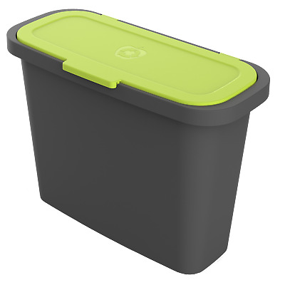 9 Litre Maze Kitchen SLIM Caddy Compost Bin -Kitchen compost caddy