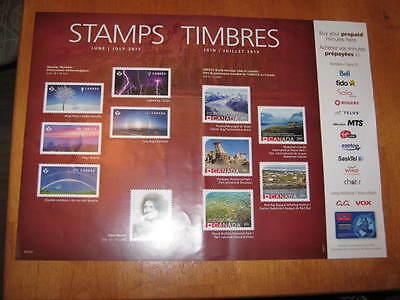 2015 UNESCO World Heritage Park Sites ERROR  post office sales  sheet