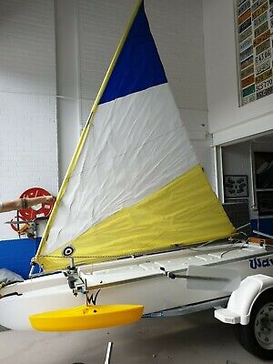 Wavewalk 700 Boat - kayak - row - sail - motor - with or without trailer