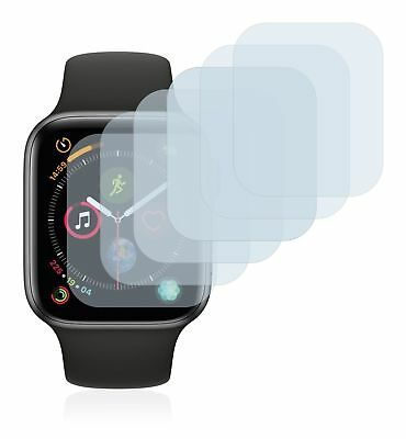 Apple Watch Series 4 (44mm), 6x Transparent ULTRA Clear Screen Protector