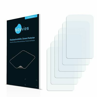 Garmin GPSMAP 66st , 6x Transparent ULTRA Clear Screen Protector