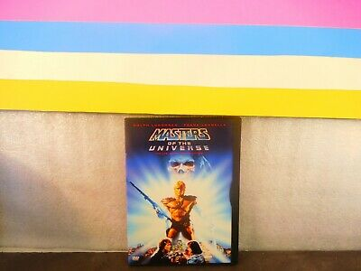 Dolph Lundgren, Frank Langella  *  Masters of the Universe (DVD, 2001