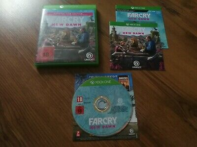 Far Cry New Dawn Superbloom Edition Xbox one