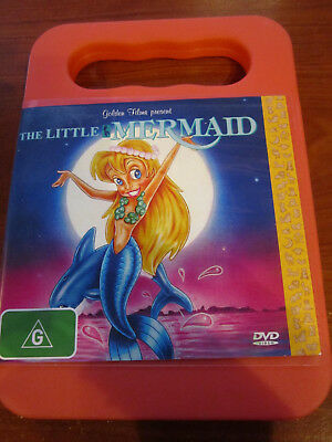 Dvd The Little Mermaid   ** Must See ** Great Childrens Dvd