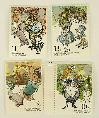 GB 1979 International Year of the Child Complete Set of Mint Stamps