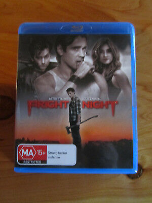 Dvd  Blu-Ray Fright Night   Look  ** Must See