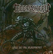 Rage of the Bloodbeast de Debauchery | CD | état bon